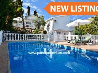 4 bedroom Villa in San Francisco, Andalusia, Spain : ref 5700554
