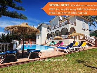 11 bedroom Villa in Fuengirola, Andalusia, Spain : ref 5700488