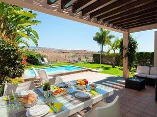 2 bedroom Villa in El Salobre, Canary Islands, Spain : ref 5622156