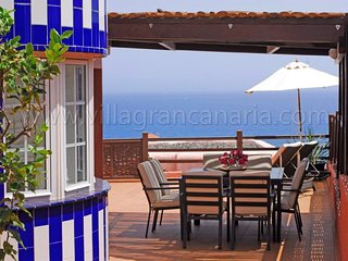 4 bedroom Villa in San Agustin, Canary Islands, Spain : ref 5622154