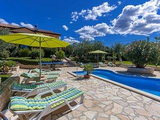 4 bedroom Villa in Malotija, Istria, Croatia : ref 5697288
