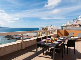 1 bedroom Apartment in Puerto-Canteras, Canary Islands, Spain : ref 5622051