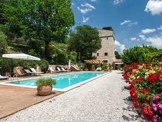 10 bedroom Villa in Torricella, Umbria, Italy : ref 5700725
