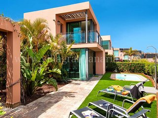 2 bedroom Villa in El Salobre, Canary Islands, Spain - 5622132