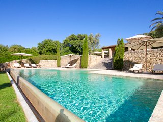 6 bedroom Villa in Porreres, Balearic Islands, Spain : ref 5700712