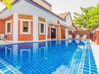 4 bedrooms villa G near the beach and Walking Street