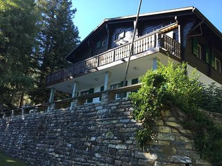Chalet les Sapins Marc - The Swiss experience