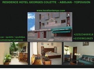 ABIDJAN - RESIDENCE HOTEL GEORGES COLETTE HOTEL