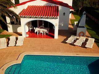 Jordi |  Villa con piscina y barbacoa en Menorca