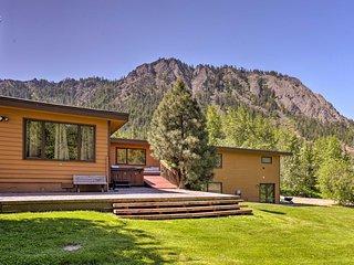 Cle Elum House on 8 Acres - Perfect Event Venue!