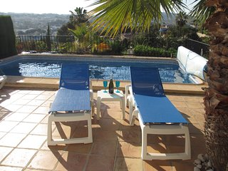 Villa Vista, Moraira with private pool and amazing views