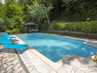 Villa delle Lucciole - Rustic Chic Villa into the wild Nature