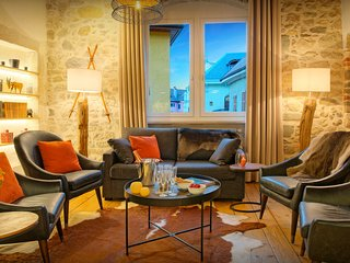 Explore medieval town & lake from luxury 4 star apartment - OVO Network
