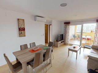 Casa Flamingalo-A Murcia Holiday Rentals Property