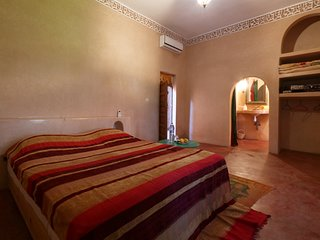 Chambre Double Marrakech (Villa Touka)