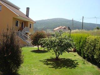 Casa Grande - Parte Alta (Casas Cuncheiro) en Costa da Morte.