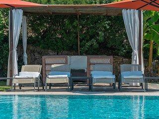 Pieve di San Pancrazio Villa Sleeps 14 with Pool Air Con and WiFi - 5708177