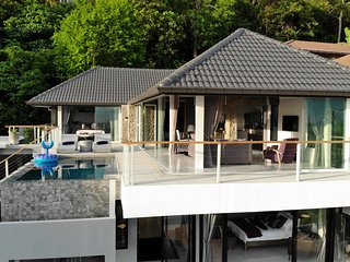Villa Little Paradise 2 Bed / Sea View
