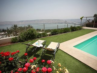 Panoramic view villa 5 mints from Jordan River