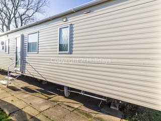 8 berth caravan with C/H and D/G. At California Cliffs. *Pets allowed. REF50017B