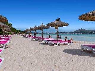 Casa para vacaciones Salzes V a unos pasos de la playa de Alcudia, Jardin, Wifi