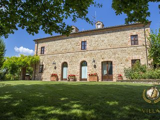 Amazing Villa With Panoramic View of The Marche