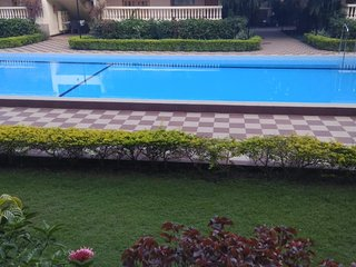 *Amora* POOL View Ground Floor, Candolim