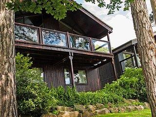 Cottesmore Lodge with Stunning Views of Rutland Water