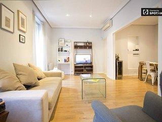 Apartamento Moderno en el CORAZÓN DE MADRID.