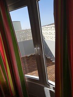 Ventanas planta baja , casa muy soleada