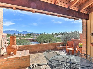 NEW-Green Valley Condo w/Furnished Patio By Tucson