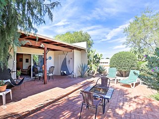Southwest-Style Condo w/ Lavish Patio & Fire Pit!