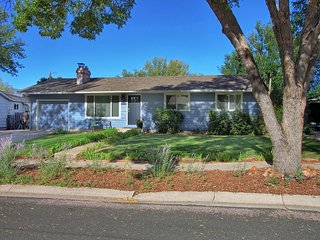 NEW! 'Windsor Blue' w/Yard & Patio by UCCS Campus!