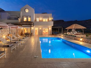 Villa Amara with private pool and hot tub