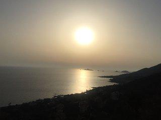 Charmant rdc de villa neuf entre mer et montagne