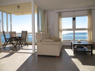 No car needed Frontline Altea Luxury Seafront Apartment