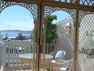LOTUS-ESSAOUIRA - Rental 'SAPHIR' SEA VIEW and PRIVATE TERRACE