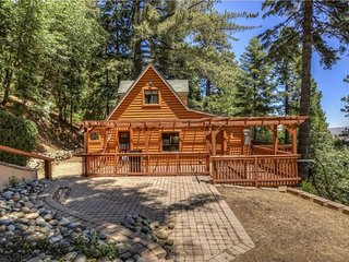 NEW LISTING! Cozy, secluded cabin w/ fireplace & furnished deck - near village