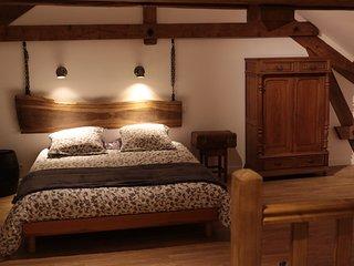 Suite La Garence dans' La Garence'chambres et table d'hôtes.près d'Epernay