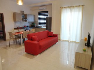 MODERN, BRAND NEW APARTMENT AT 10 MINUTES WALK FROM BEACH