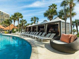 NEW LISTING! San Luis 4 Star Resort Oceanfront Condo