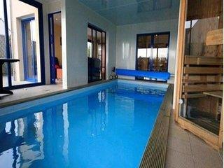 Villa 4 chambres 9 personnes