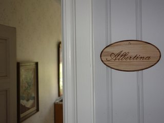 Wallhalla Bed & Breakfast Albertina Room