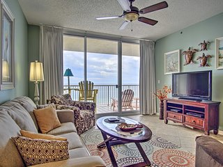 Oceanfront Gulf Shores Condo w/ 5-Star Amenities!