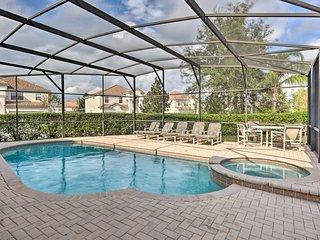 Disney World Home w/Game Room, Pool & Resort Perks