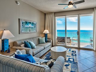 Majestic 10th Floor View of Emerald Waters - Updated unit with beach gear.