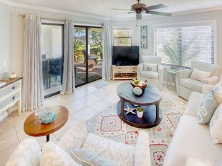 Beautiful First Floor Gold Ocean View Condo at Colony Reef Club