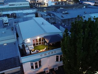 The Laneway Rooftop Apartment