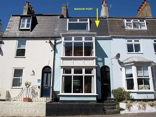 MAISON PORT, Sleeps 5, Cottage garden, close to Harbour, WiFi, Weymouth