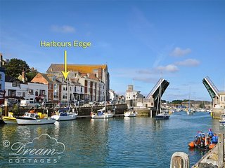 HARBOUR EDGE, Sleep 4, Close to harbour and beach, WiFi, Weymouth